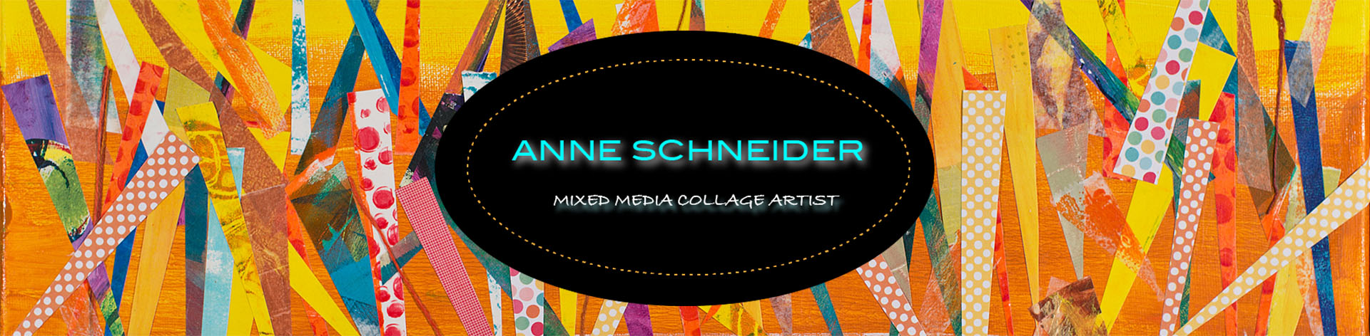 Anne Schneider Mixed Media Art header image